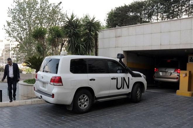 Στη Ντούμα οι εμπειρογνώμονες του ΟΑΧΟ για να διαπιστώσουν αν υπήρξε επίθεση με χημικά όπλα
