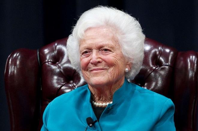Έφυγε από τη ζωή η πρώην πρώτη κυρία Μπάρμπαρα Μπους