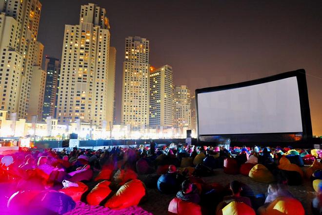 Ανοίγει τις πόρτες του ο πρώτος κινηματογράφος στη Σαουδική Αραβία
