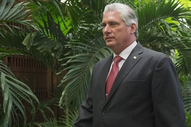Γύρισε «σελίδα» η ιστορία στην Κούβα: Νέος πρόεδρος ο Μιγκέλ Ντίας-Κανέλ