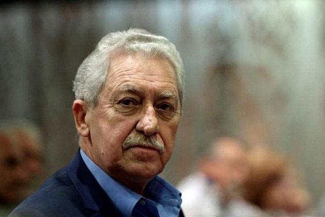 Κουβέλης: Η Ελλάδα δεν είναι διατεθειμένη να παραδώσει τα εθνικά κυριαρχικά δικαιώματά της