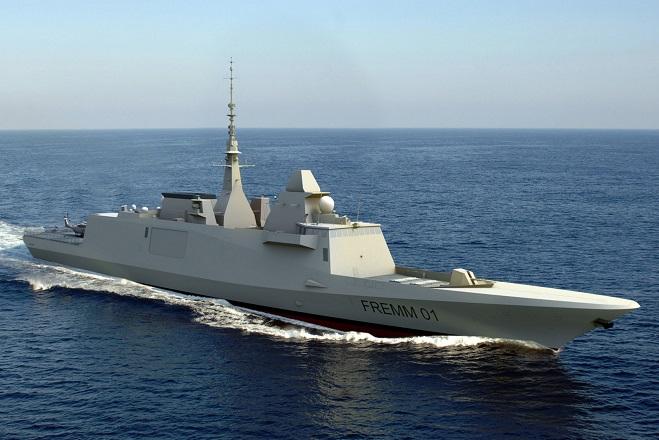 Ενίσχυση του πολεμικού ναυτικού με δυο γαλλικές φρεγάτες FREMM