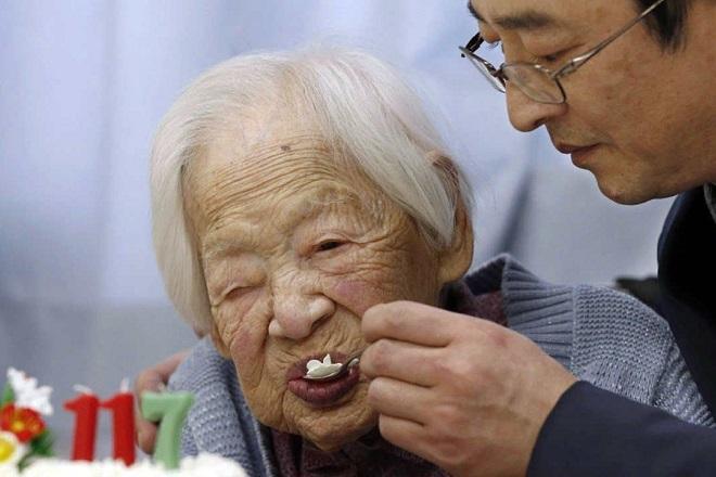 Πέθανε σε ηλικία 117 ετών η γηραιότερη γυναίκα στον κόσμο