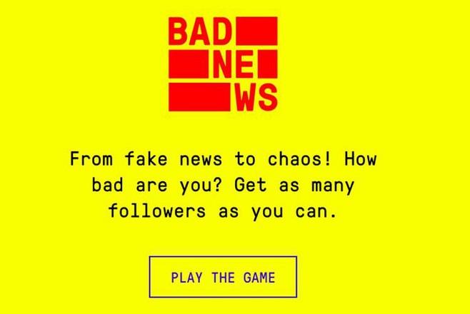 Σε αυτό το βιντεοπαιχνίδι γίνεσαι ο μεγιστάνας των «fake news»