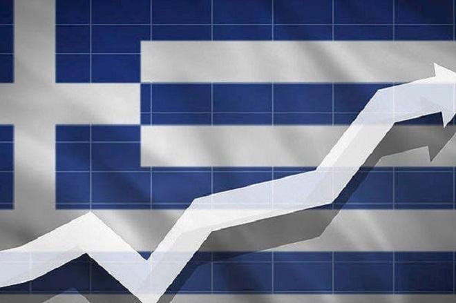 Ενισχυμένη η ανάκαμψη της ελληνικής οικονομίας το α' εξάμηνο του 2018