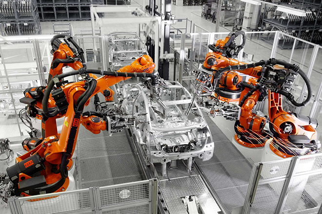 Η ρομποτική «μάχη» Ευρώπης – Κίνας για τα… μάτια της KUKA