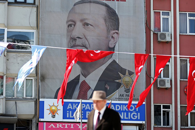 Νέο πρωτοφανές προγκρόμ απολύσεων δημοσίων υπαλλήλων στην Τουρκία