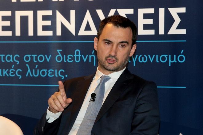 Χαρίτσης: Έρχονται τον Μάιο δύο προγράμματα 100 εκατ. ευρώ για νέες επιχειρήσεις