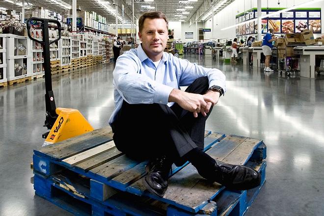 Ο CEO της Walmart τονίζει: «Πρέπει να είσαι σε θέση να διαχειρίζεσαι την αλλαγή»