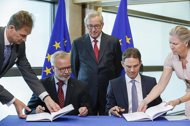 «Προίκα» 284 δισ. ευρώ από το ευρωπαϊκό επενδυτικό για τις επιχειρήσεις μέσα στην κρίση