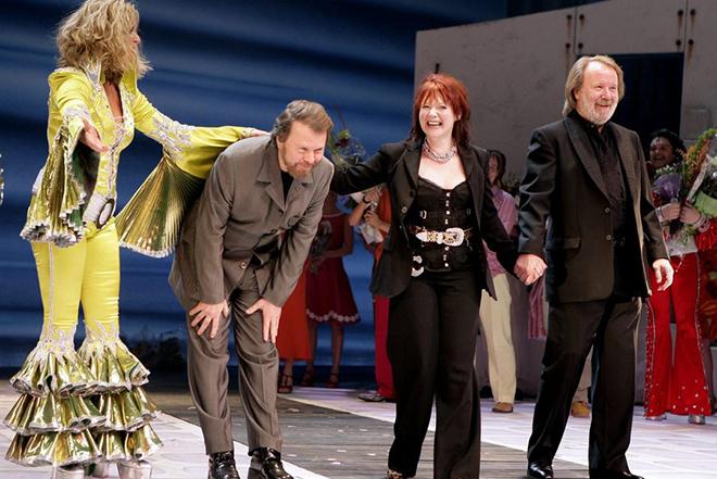 ABBA: Ιστορικό reunion με δύο νέα τραγούδια