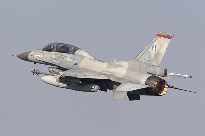 Πράσινο φως από το έκτακτο ΚΥΣΕΑ για την αναβάθμιση των F-16