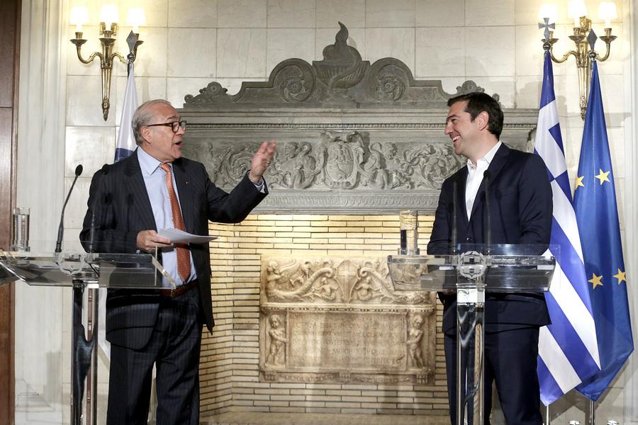 Ανχελ Γκουρία: Η Ελλάδα έχει θεραπευτεί. Πρέπει πλέον να υπάρξει ελάφρυνση του χρέους