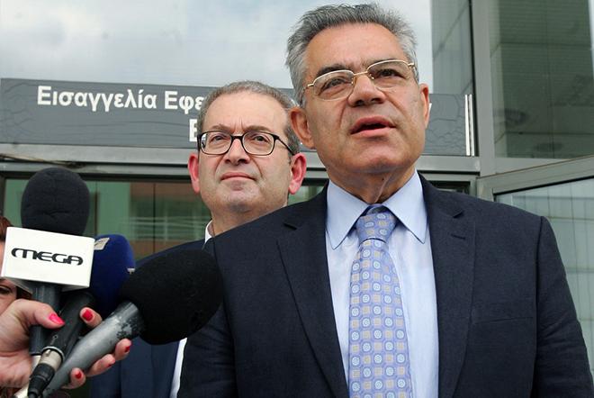 Υπόθεση Siemens: Εισαγγελική πρόταση ενοχής για τον Τάσο Μαντέλη
