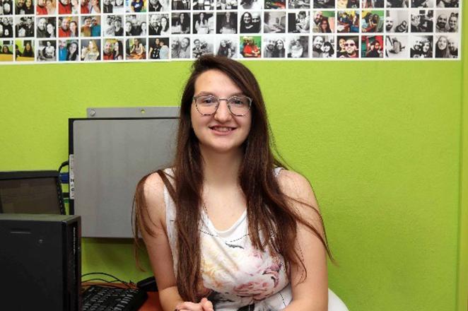 Η νεαρή εκπρόσωπος της Ελλάδας στο Παγκόσμιο Πρωτάθλημα της Microsoft