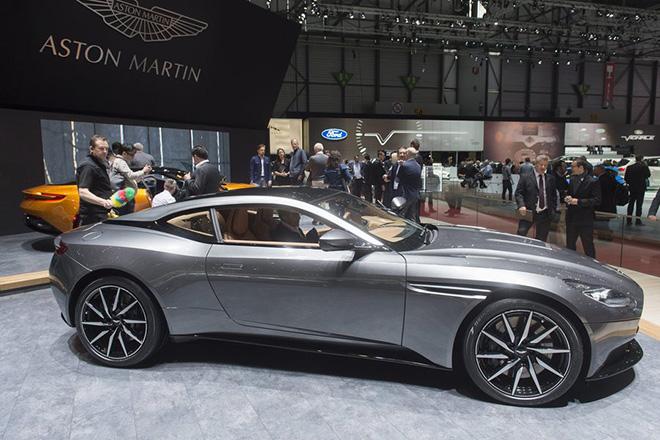 Πέρα από τον Τζέιμς Μποντ: Η Aston Martin ατενίζει τον «Δεύτερο Αιώνα»