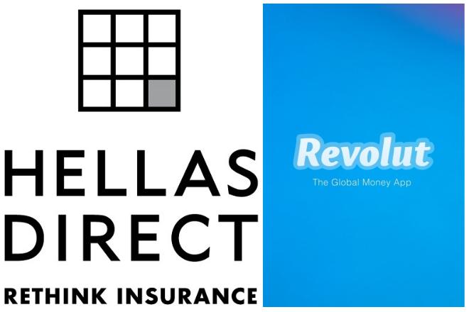 Hellas Direct-Revolut: Ενώνουν τις δυνάμεις τους για να διαταράξουν τον ασφαλιστικό τομέα σε Ελλάδα και Κύπρο