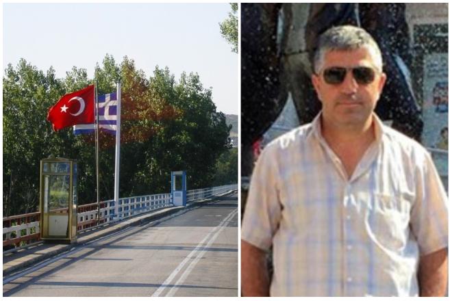 Πρόστιμο και απέλαση για τον Τούρκο που συνελήφθη στον Έβρο