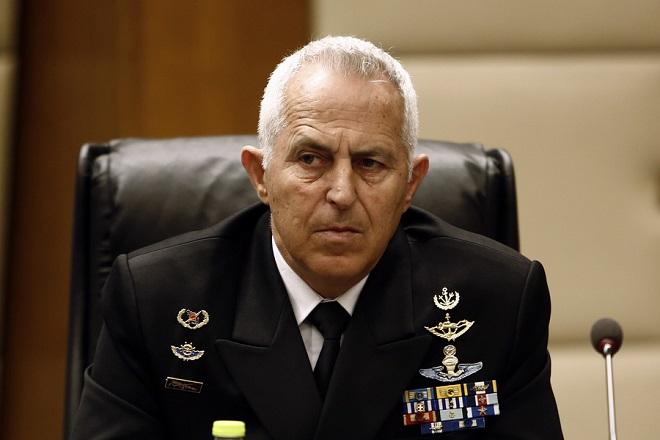 Αρχηγός ΓΕΕΘΑ: Ψυχραιμία και αποφασιστικότητα απέναντι στη συμπεριφορά της Τουρκίας στο Αιγαίο