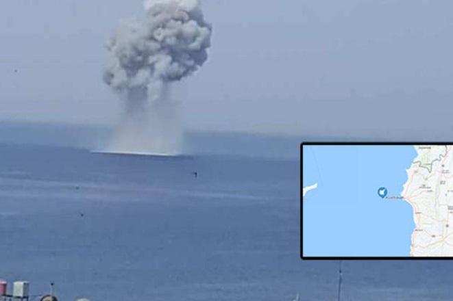 Ρωσικό μαχητικό συνετρίβη στα ανοικτά της Συρίας – Νεκροί οι δύο πιλότοι