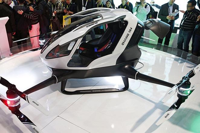 Παγκόσμιο ρεκόρ Γκίνες για 1.374 κινεζικά drones που πέταξαν ταυτόχρονα