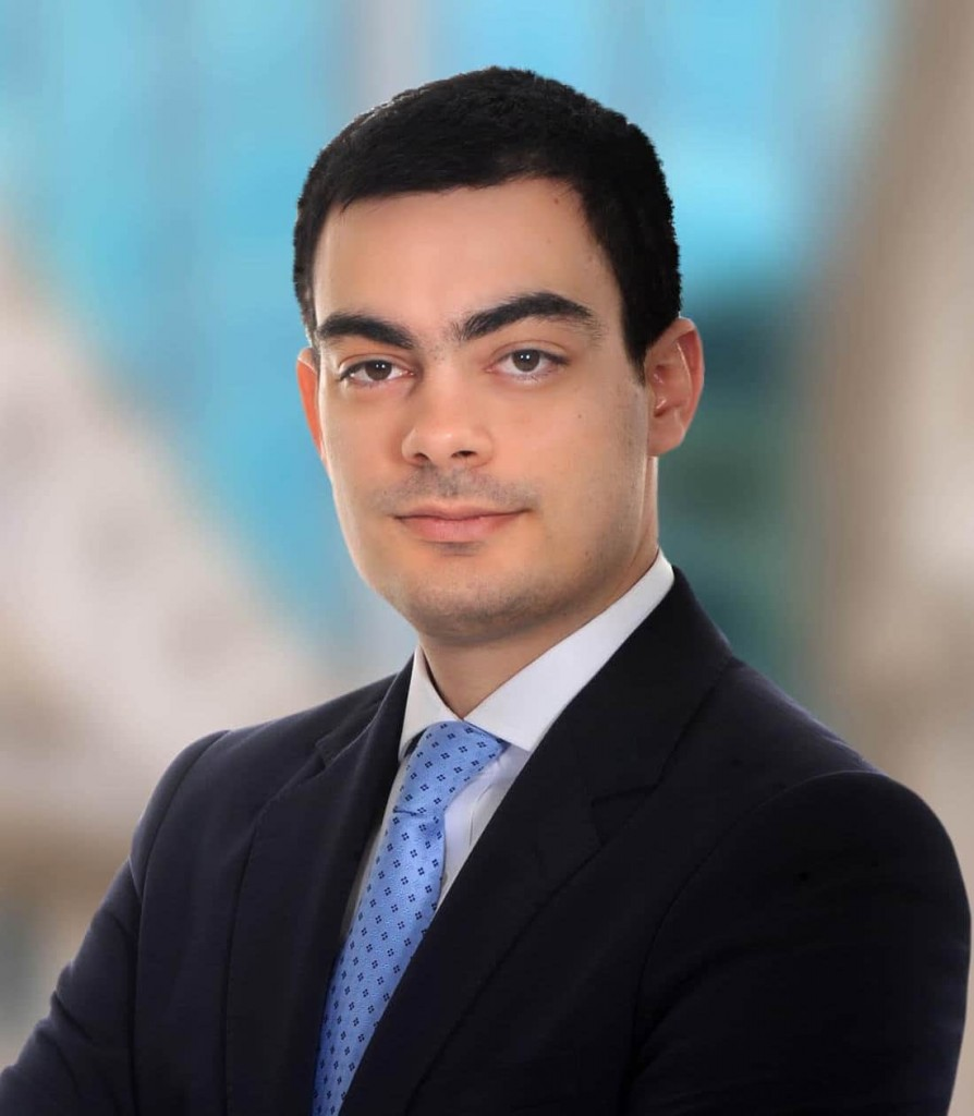 O διευθυντής του Envolve Greece Αλέξανδρος Νούσιας.