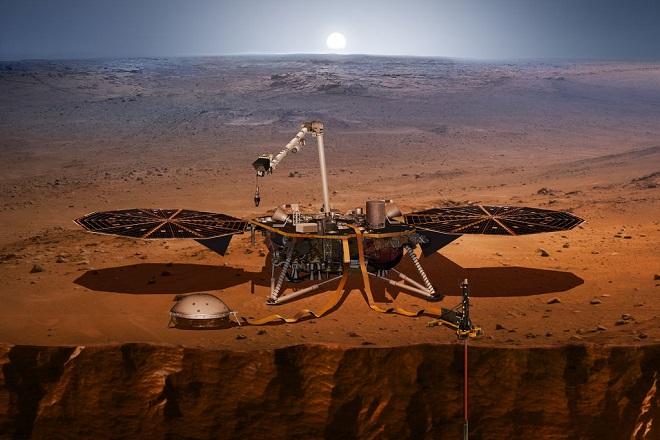 Το Σάββατο η εκτόξευση του InSight της NASA που θα μελετήσει την «καρδιά» του Άρη