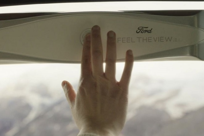 Αυτό είναι το νέο «έξυπνο» παράθυρο της Ford – Τι μπορεί να κάνει;