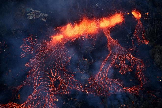 Το Εθνικό Αστεροσκοπείο Αθηνών στις επάλξεις της ενημέρωσης για την έκρηξη ηφαιστείου στη Χαβάη