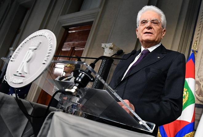 Ιταλία: Προσωρινής διάρκειας ουδέτερη κυβέρνηση ή νέες εκλογές τον Ιούλιο