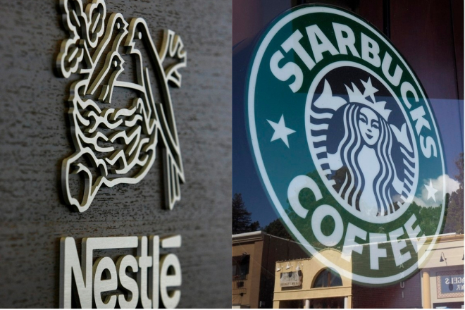 Η Nestlé φέρνει τον καφέ Starbucks στο σπίτι