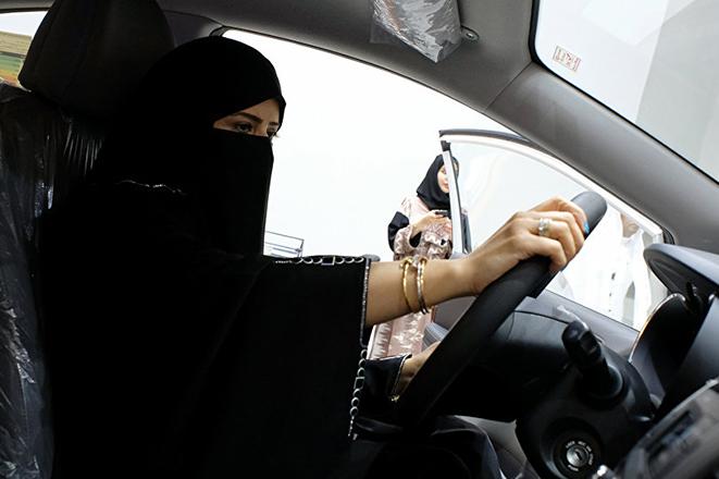 Οι γυναίκες στη Σαουδική Αραβία θα μπορούν πλέον να οδηγούν ελεύθερα