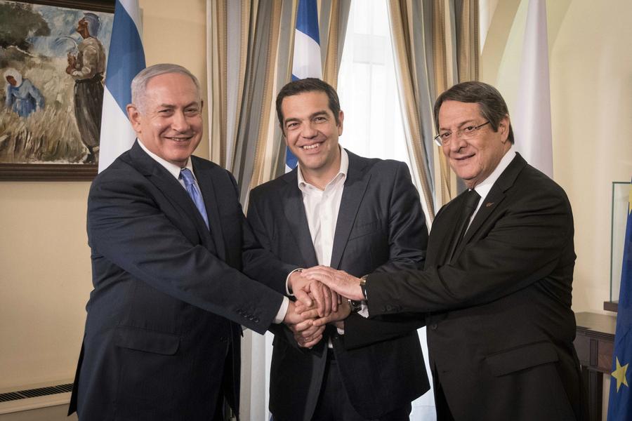 Τέταρτη τριμερής Ελλάδας- Κύπρου- Ισραήλ: Ο αγωγός EastMed και ο ρόλος Τουρκίας- Ιράν