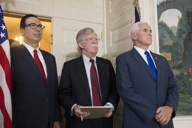 Αποχώρηση ΗΠΑ από συμφωνία για τα πυρηνικά του Ιράν- Πώς αντιδρούν οι αγορές