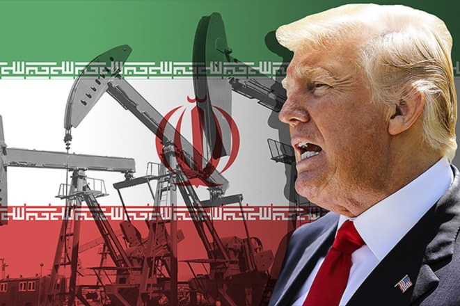 H απόφαση Τραμπ για το Ιράν εκτόξευσε τις τιμές του πετρελαίου – Αναταραχή στις ασιατικές αγορές