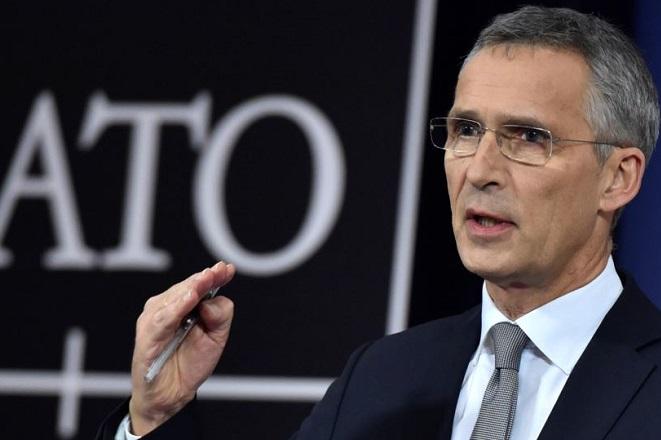 Στόλτενμπεργκ: Εάν επιλυθεί το ονοματολογικό, η ΠΓΔΜ θα γίνει μέλος του ΝΑΤΟ