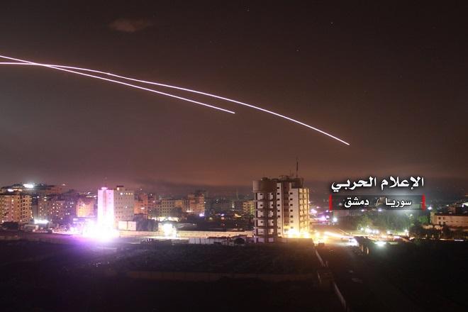 Διεθνής ανησυχία για τη στρατιωτική κλιμάκωση μεταξύ Ισραήλ και Ιράν στην «αρένα» της Συρίας