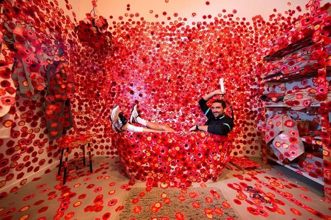 Η «Εμμονή με τα λουλούδια» κατακλύζει τη Μελβούρνη