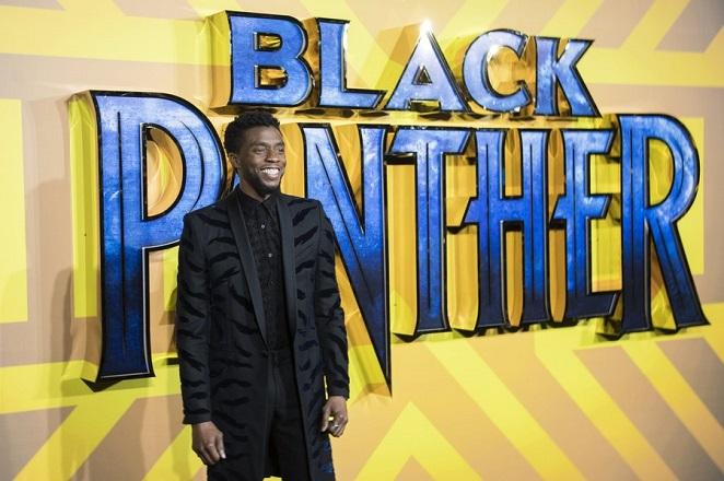 Πέθανε ο «Black Panther» της μεγάλης οθόνης, Chadwick Boseman