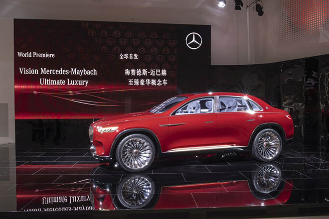 Mercedes - Maybach