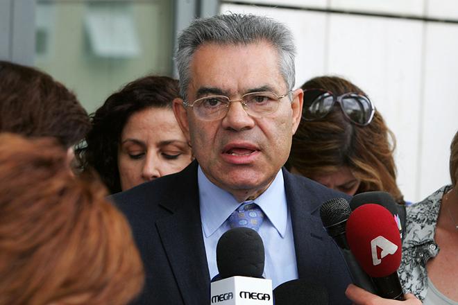 Υπόθεση Μαντέλη: Εξαγοράσιμη η ποινή φυλάκισης του πρώην υπουργού για τον χρηματισμό από τη Siemens