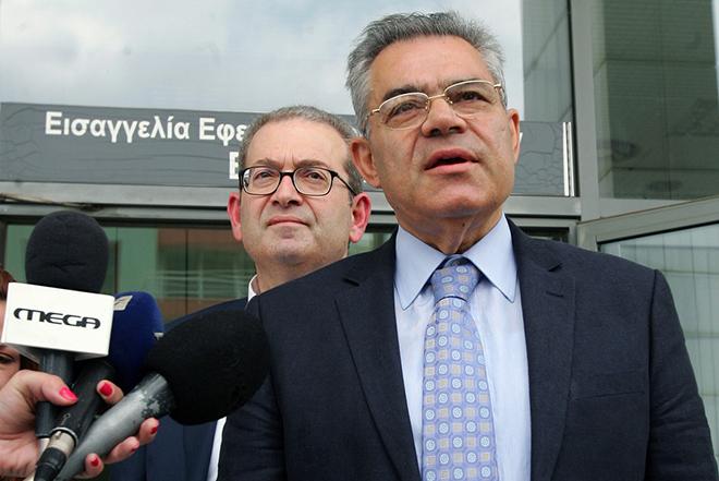 Ένοχος ο Τάσος Μαντέλης για την υπόθεση Siemens