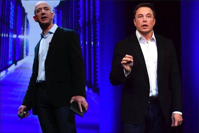 Οι καλύτερες επιχειρηματικές συμβουλές από τον Elon Musk και τον Jeff Bezos