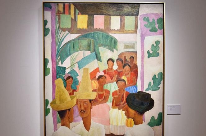 Ρεκόρ για πίνακα του Ντιέγκο Ριβέρα που πωλήθηκε σε δημοπρασία