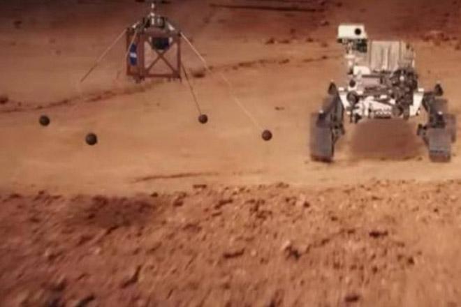 Ανακάλυψη που αλλάζει τα δεδομένα: Βρέθηκε τεράστια λίμνη νερού κάτω από πάγο στον Άρη