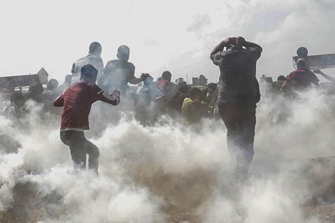 Αυξάνεται διαρκώς ο αριθμός των νεκρών Παλαιστινίων στη Λωρίδα της Γάζας (upd)
