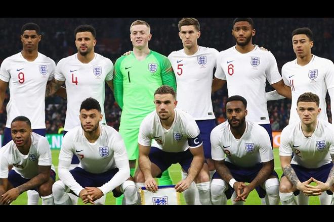 Χωρίς επίσημο τραγούδι η Εθνική Αγγλίας στο Παγκόσμιο Κύπελλο