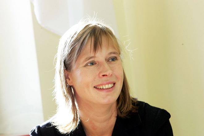 Η πρόεδρος της Εσθονίας θα μιλήσει στην Ελλάδα για την ψηφιακή οικονομία