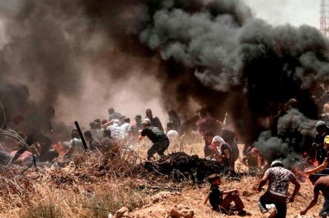 Η Γάζα ετοιμάζεται για νέες κινητοποιήσεις παρά τη χθεσινή αιματοχυσία
