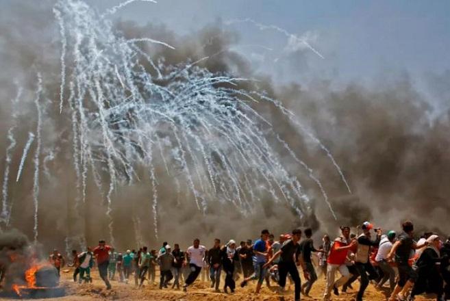 Έντονες διπλωματικές αντιδράσεις για την αιματοχυσία στη Γάζα